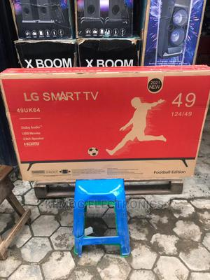 49 Inches LG Smart Tv | TV & DVD Equipment for sale in Lagos State, Ojo