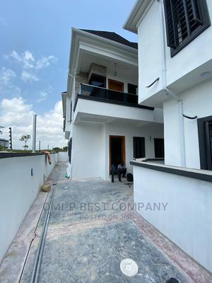 Furnished 4bdrm Duplex in Peace Land Estate, Sangotedo for Sale | Houses & Apartments For Sale for sale in Ajah, Sangotedo