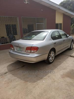 Nissan Cefiro 2005 Silver | Cars for sale in Lagos State, Surulere