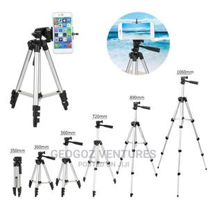 Mobile Phone Stretchable Tripod Stand Holder   Accessories & Supplies for Electronics for sale in Lagos State, Ikeja