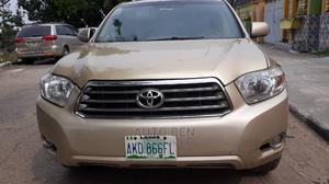 Toyota Highlander 2010 Limited Gold | Cars for sale in Lagos State, Amuwo-Odofin
