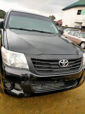 Toyota Hilux 2012 Black | Cars for sale in Akwa Ibom State, Uyo