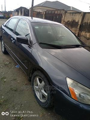 Honda Accord 2004 Sedan EX Gray   Cars for sale in Lagos State, Lekki