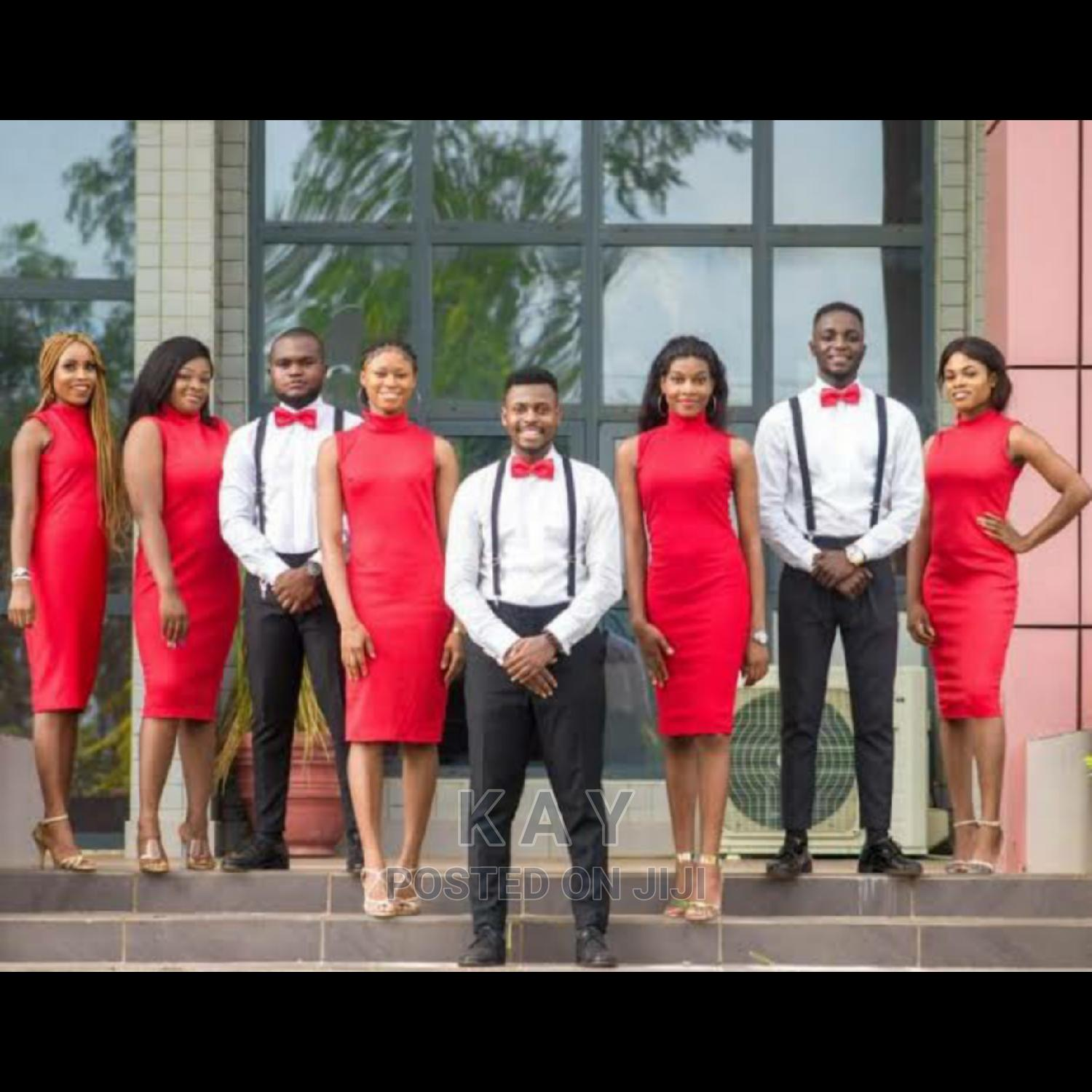 Archive: Male And Female Ushers Needed Urgently