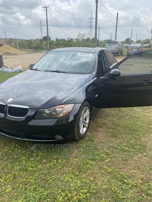 BMW 328i 2008 Black | Cars for sale in Lagos State, Ikeja