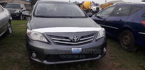 Toyota Corolla 2013 Black   Cars for sale in Abuja (FCT) State, Kubwa
