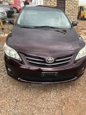 Toyota Corolla 2012 Brown | Cars for sale in Anambra State, Onitsha