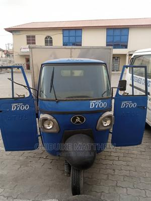 Motorcycle 2016 Blue | Motorcycles & Scooters for sale in Lagos State, Lekki