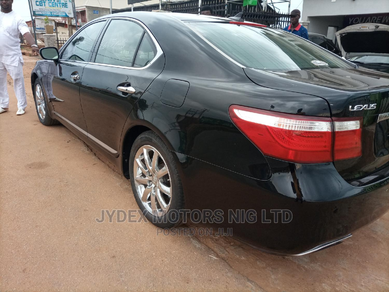 Lexus LS 2008 460 Black | Cars for sale in Ilorin South, Kwara State, Nigeria