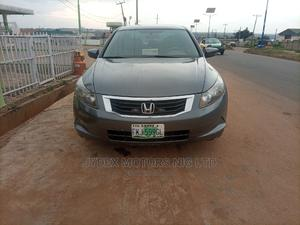 Honda Accord 2008 2.4 EX Automatic Gray | Cars for sale in Kwara State, Ilorin South