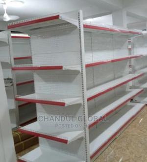 Single Sided Supermarket Shelf | Restaurant & Catering Equipment for sale in Lagos State, Alimosho