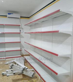 Quality Single Sided Supermarket Shelf | Restaurant & Catering Equipment for sale in Lagos State, Alimosho