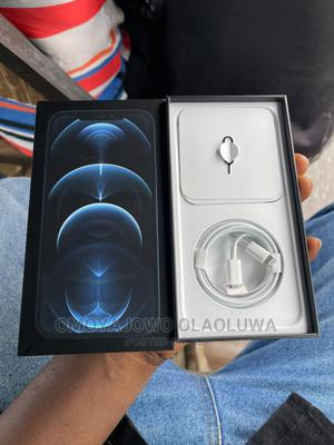 Apple iPhone 12 Pro Max 128 GB Blue | Mobile Phones for sale in Oyo State, Ibadan