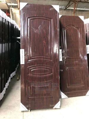 3ft Panel Door/Bathroom Door.   Doors for sale in Lagos State, Orile