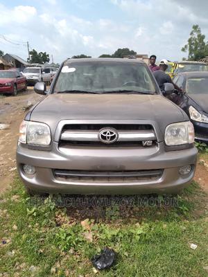 Toyota Sequoia 2003 Gray | Cars for sale in Kaduna State, Zaria