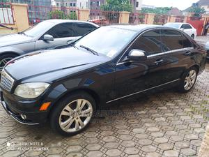 Mercedes-Benz C300 2008 Black | Cars for sale in Abuja (FCT) State, Apo District