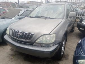 Lexus RX 2003 Gray | Cars for sale in Lagos State, Ojodu