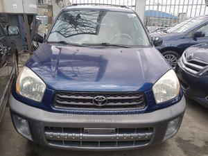 Toyota RAV4 2002 Blue   Cars for sale in Lagos State, Ojodu