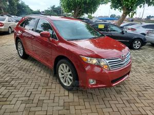 Toyota Venza 2010 AWD Red | Cars for sale in Abuja (FCT) State, Gwarinpa