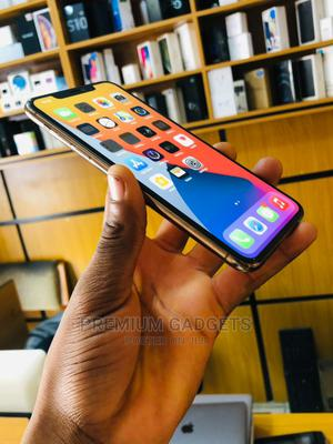 Apple iPhone 11 Pro Max 256 GB Gold   Mobile Phones for sale in Lagos State, Apapa