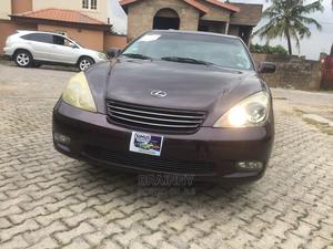 Lexus ES 2004 330 Sedan Brown | Cars for sale in Lagos State, Ojodu