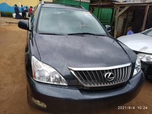 Lexus RX 2009 350 AWD Black | Cars for sale in Lagos State, Alimosho