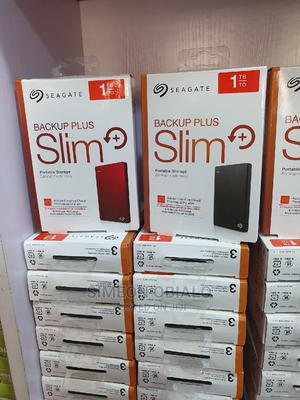 Seagate 1TB External Hard Drive | Computer Hardware for sale in Lagos State, Ikoyi