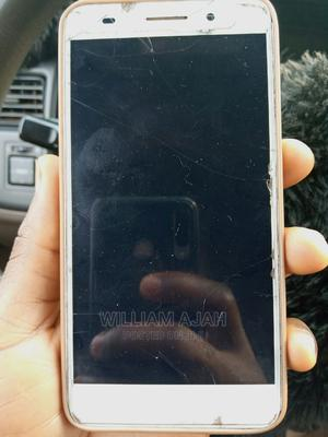 Huawei Ascend G7 16 GB White   Mobile Phones for sale in Lagos State, Ifako-Ijaiye