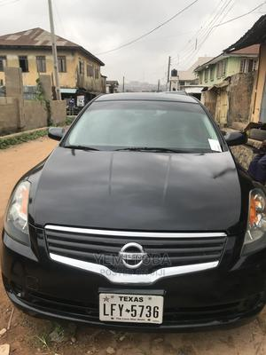 Nissan Altima 2009 2.5 Black | Cars for sale in Oyo State, Ibadan