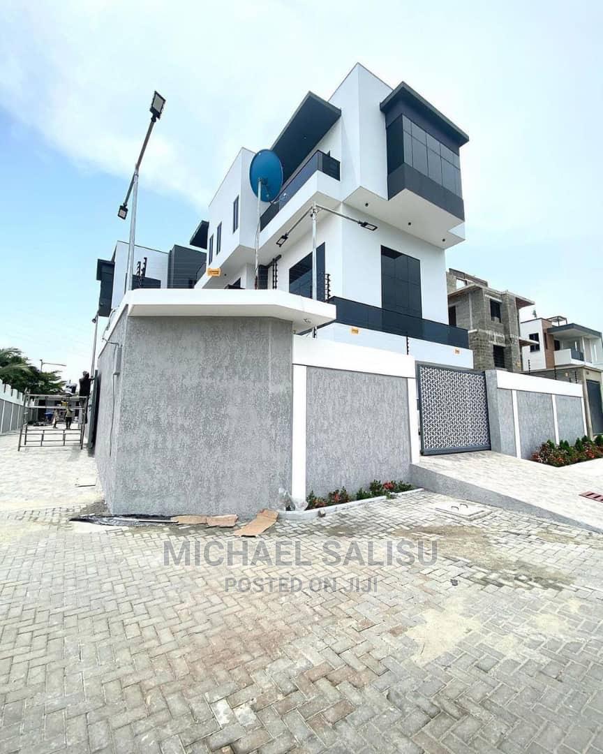 6bdrm Duplex in Banana Island Ikoyi for Sale