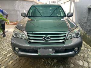 Lexus GX 2013 460 Premium Gray | Cars for sale in Lagos State, Ajah