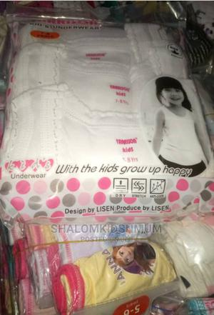 Yarison 3 in 1 Set of Quality Cotton Singlet   Children's Clothing for sale in Abuja (FCT) State, Jikwoyi