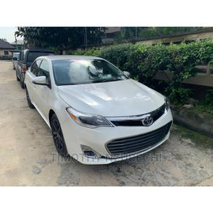Toyota Avalon 2015 White | Cars for sale in Rivers State, Port-Harcourt