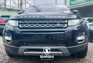 Land Rover Range Rover Evoque 2013 Pure Plus AWD Black | Cars for sale in Oyo State, Ibadan