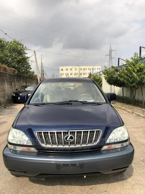 Lexus RX 2003 300 4WD Blue | Cars for sale in Lagos State, Ifako-Ijaiye