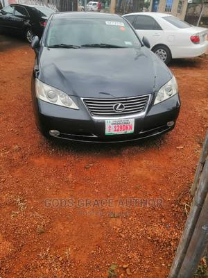 Lexus ES 2008 350 Black | Cars for sale in Enugu State, Igbo Eze South