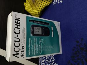 ACCU-CHEK Blood Glucose Monitoring Kit | Medical Supplies & Equipment for sale in Lagos State, Yaba