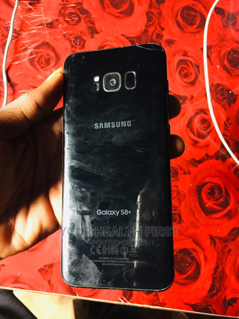 Samsung Galaxy S8 Plus 64 GB Black