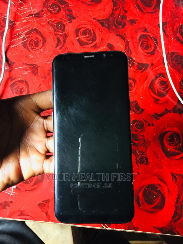 Samsung Galaxy S8 Plus 64 GB Black   Mobile Phones for sale in Akure, Ondo State, Nigeria