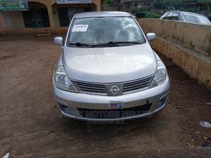 Nissan Versa 2009 1.8 S Silver | Cars for sale in Kwara State, Ilorin South