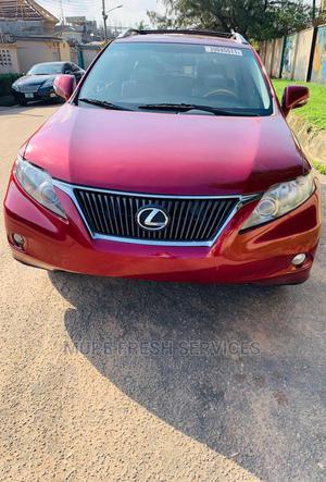 Lexus RX 2010 Red   Cars for sale in Ebonyi State, Abakaliki