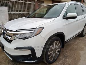 Honda Pilot 2020 Touring 7 Passenger AWD White   Cars for sale in Lagos State, Gbagada