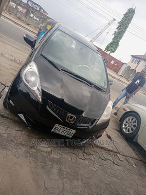 Honda Jazz 2009 1.4 LX Automatic Black | Cars for sale in Delta State, Warri