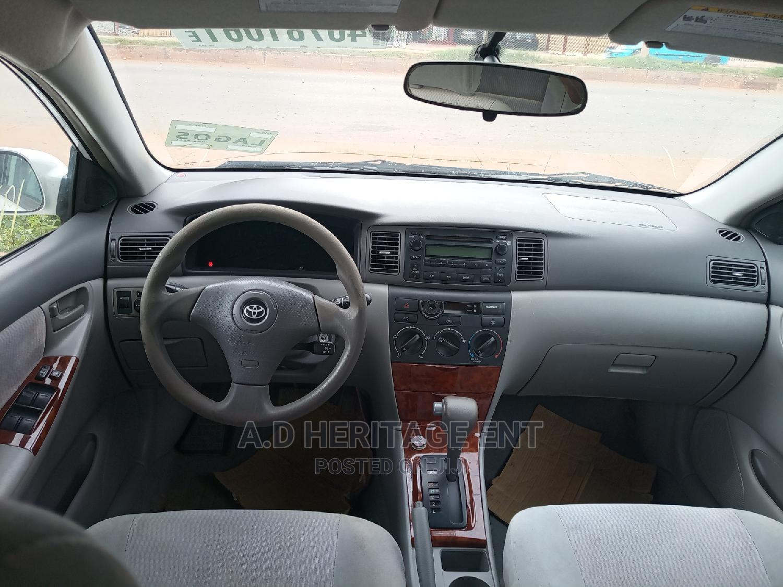 Toyota Corolla 2004 LE White | Cars for sale in Akure, Ondo State, Nigeria