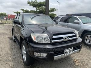 Toyota 4-Runner 2005 Limited V8 4x4 Black | Cars for sale in Lagos State, Apapa