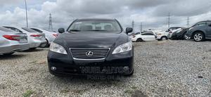 Lexus ES 2008 350 Black   Cars for sale in Abuja (FCT) State, Lugbe District