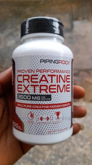 Creatine Extreme Monohydrate - 3500mg   Vitamins & Supplements for sale in Lagos State, Alimosho