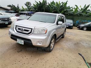 Honda Pilot 2011 Silver | Cars for sale in Akwa Ibom State, Uyo