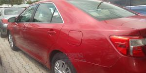 Toyota Camry 2012 Red | Cars for sale in Abuja (FCT) State, Lugbe District