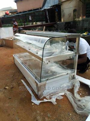 Cove Glass Food Warmer 5 Plate Up and Down | Restaurant & Catering Equipment for sale in Lagos State, Ojo